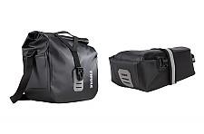 쉴드핸들바백 + 쉴드안장가방(라지) 세트